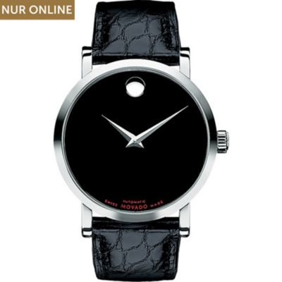 Movado Herrenuhr Red Label Automatic 0606112