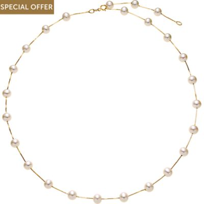 CHRIST Pearls Kette 87329852