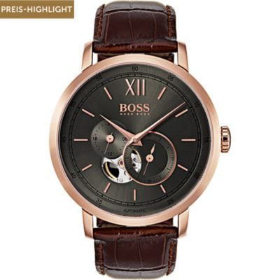 Boss Herrenuhr Signature Timepiece Collection