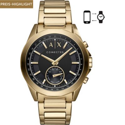 Armani Exchange Connected Smartwatch AXT1008