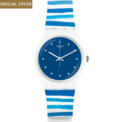 Swatch Unisexuhr Sea View