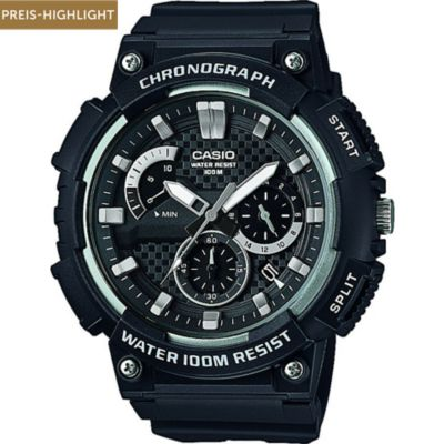 Casio Herrenuhr Collection MCW-200H-1AVEF