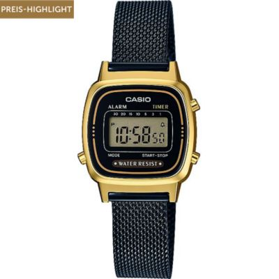 Casio Collection Damenuhr Retro