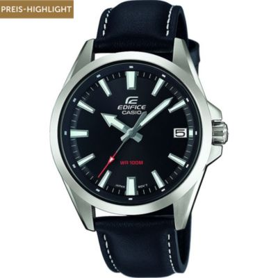Casio Herrenuhr EDIFICE Classic EFV-100L-1AVUEF