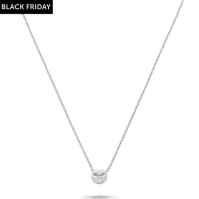 CHRIST Silver Diamonds Kette