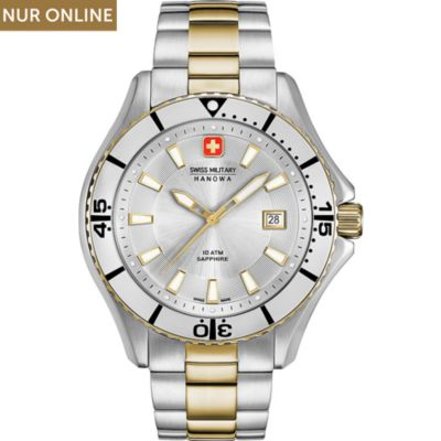 Swiss Military Hanowa Herrenuhr Nautila Gents 06-5296.55.001