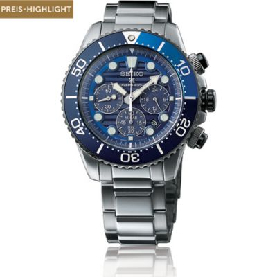 Seiko Herrenuhr Prospex Sea Save The Ocean