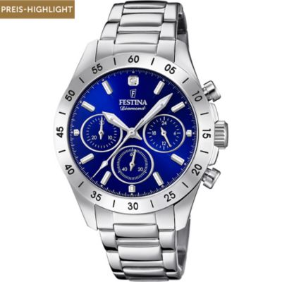 Festina Chronograph Diamond Chrono F20397/2