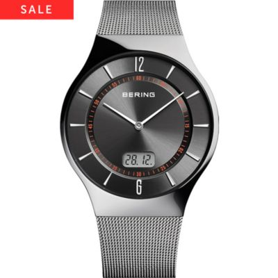 Bering Herrenuhr Radio Controlled
