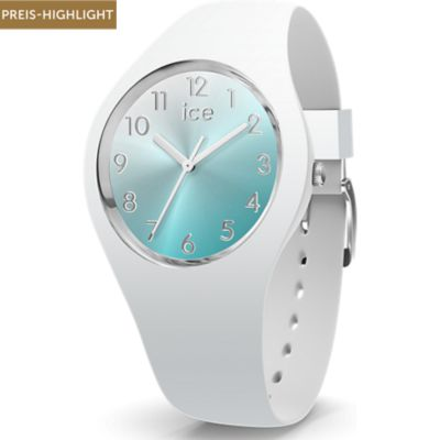 Ice-Watch Damenuhr ICE Sunset Turquoise 0