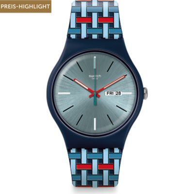 Swatch Unisexuhr Wovering