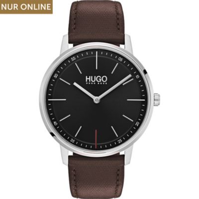 Hugo Herrenuhr Exist Business 1520014