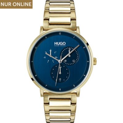 Hugo Herrenuhr Guide Business 1530011