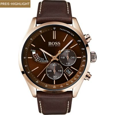 Boss Herrenuhr Grand Prix