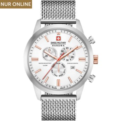 Swiss Military Hanowa Herrenuhr Chrono Classic