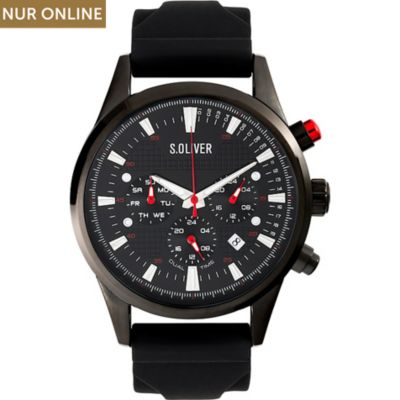 s.Oliver Herrenuhr SO-3623-PM