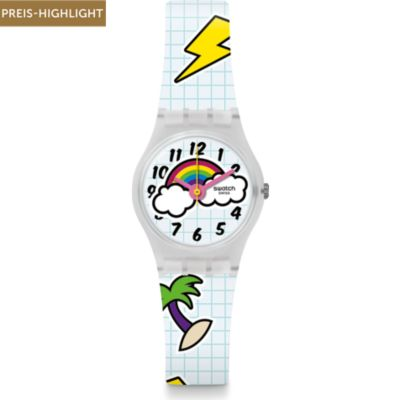 Swatch Unisexuhr School Break