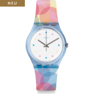Swatch Unisexuhr Bordujas GS159