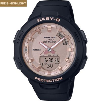 Casio Damenuhr Baby-G BSA-B100MF-1AER