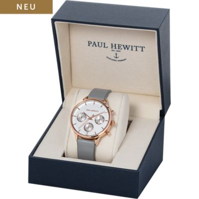 Paul Hewitt Unisexuhr Everpulse PH-E-R-W-31S