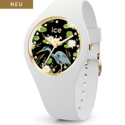 Ice-Watch Damenuhr Ice Flower Waterlily 16666