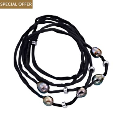 CHRIST Pearls Armband 86475448