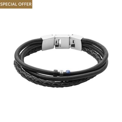 Fossil Herrenarmband Mens Casual