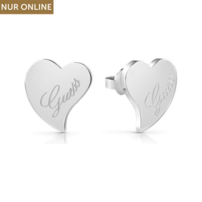Guess Ohrstecker Guess Love UBE28046