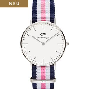 Daniel Wellington Damenuhr Classic Collection, Oxford 0605DW