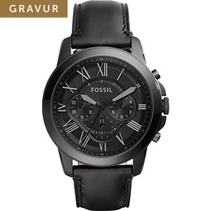 Fossil Herrenchronograph FS5132