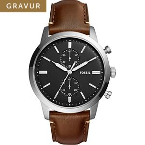 Fossil Herrenchronograph FS5280