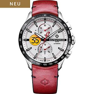 Baume & Mercier Clifton Club Indian Chronograph M0A10404