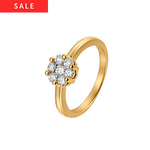 CHRIST Diamonds Damenring 60003858