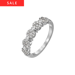 CHRIST Diamonds Damenring 60035954