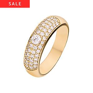 CHRIST Diamonds Damenring 86775956