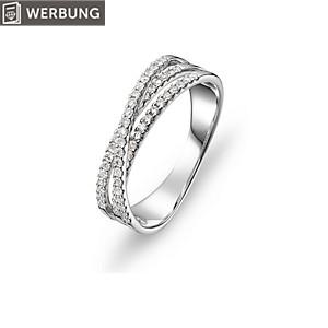 CHRIST Diamonds Damenring 87304451