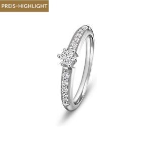 Diamantringe Sicher Online Kaufen Bei Christ At