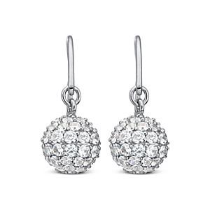 JETTE Silver Ohrhänger Precious Globe 86992698 ... 2b1704e700
