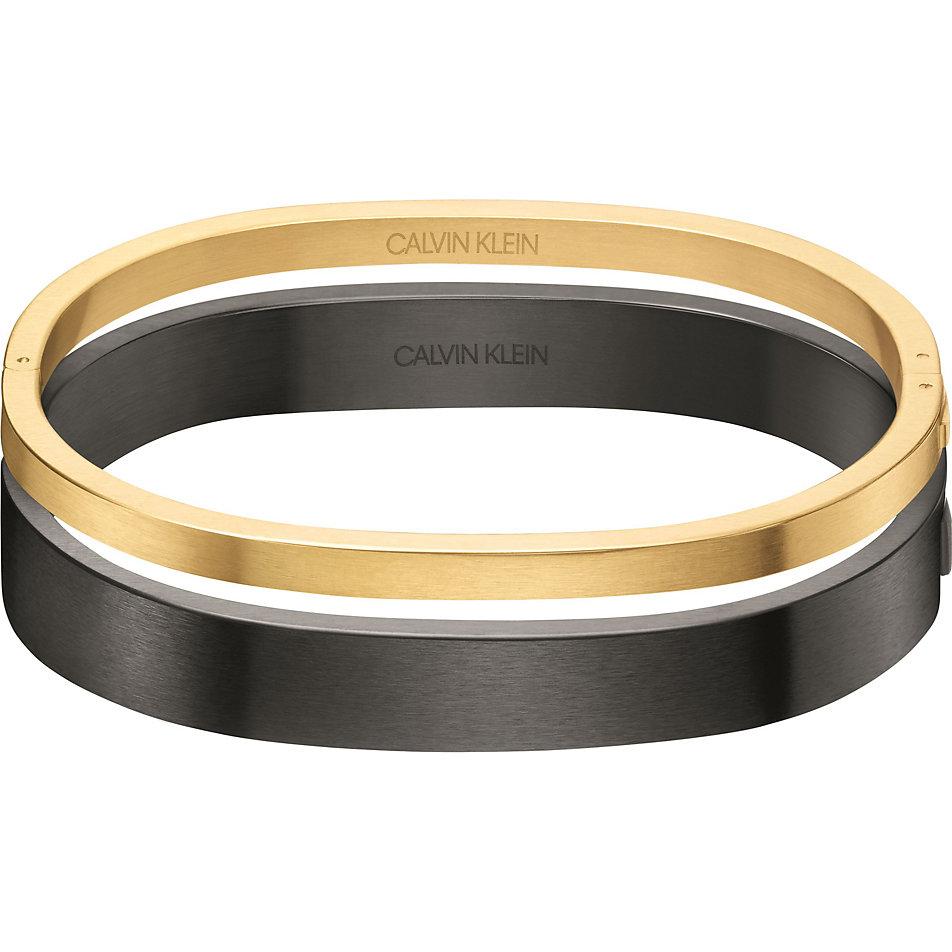 Calvin klein gold armband