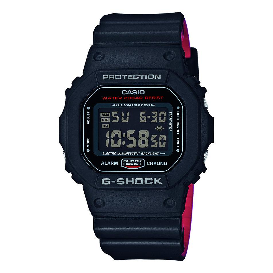 Casio Herrenuhr G-Shock Limited DW-5600HR-1ER
