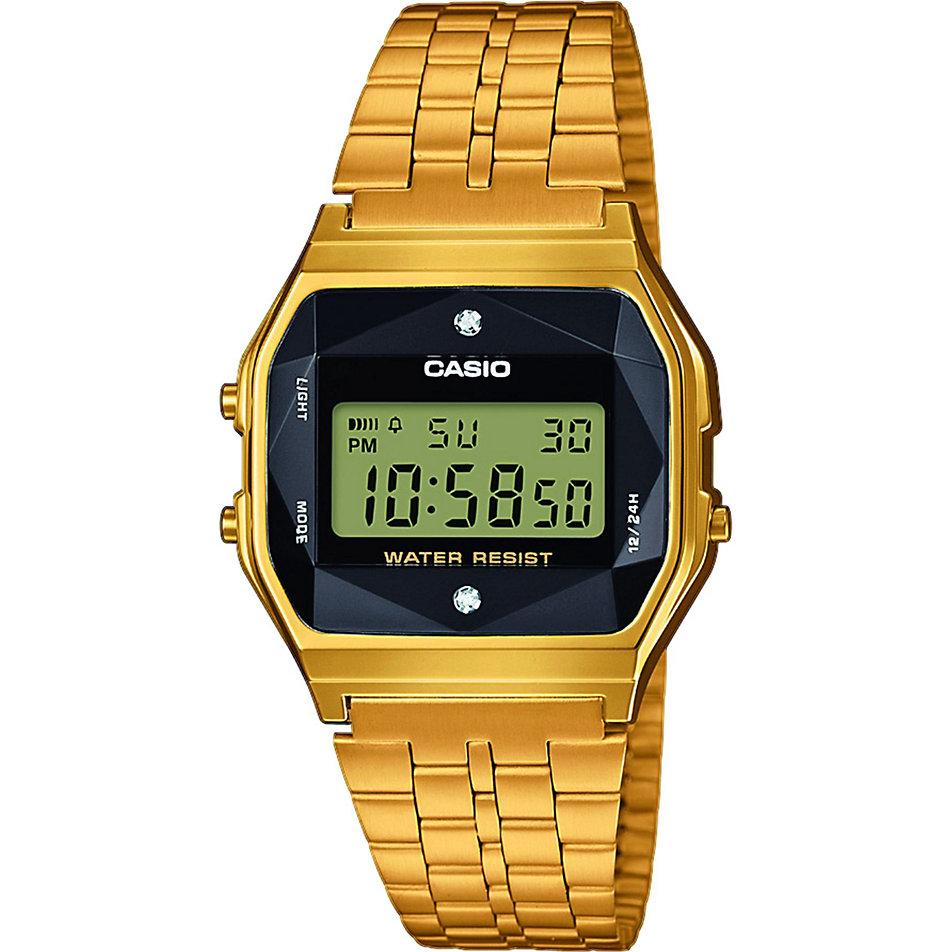 Casio Uhr Casio Collection Retro A159WGED-1EF