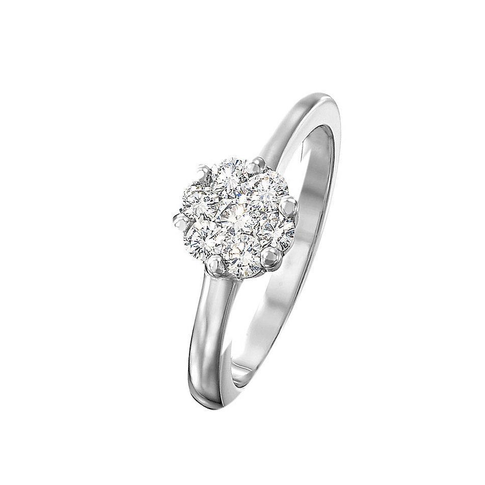 christ-diamonds-damenring-60015155, 1499.00 EUR @ christ-de
