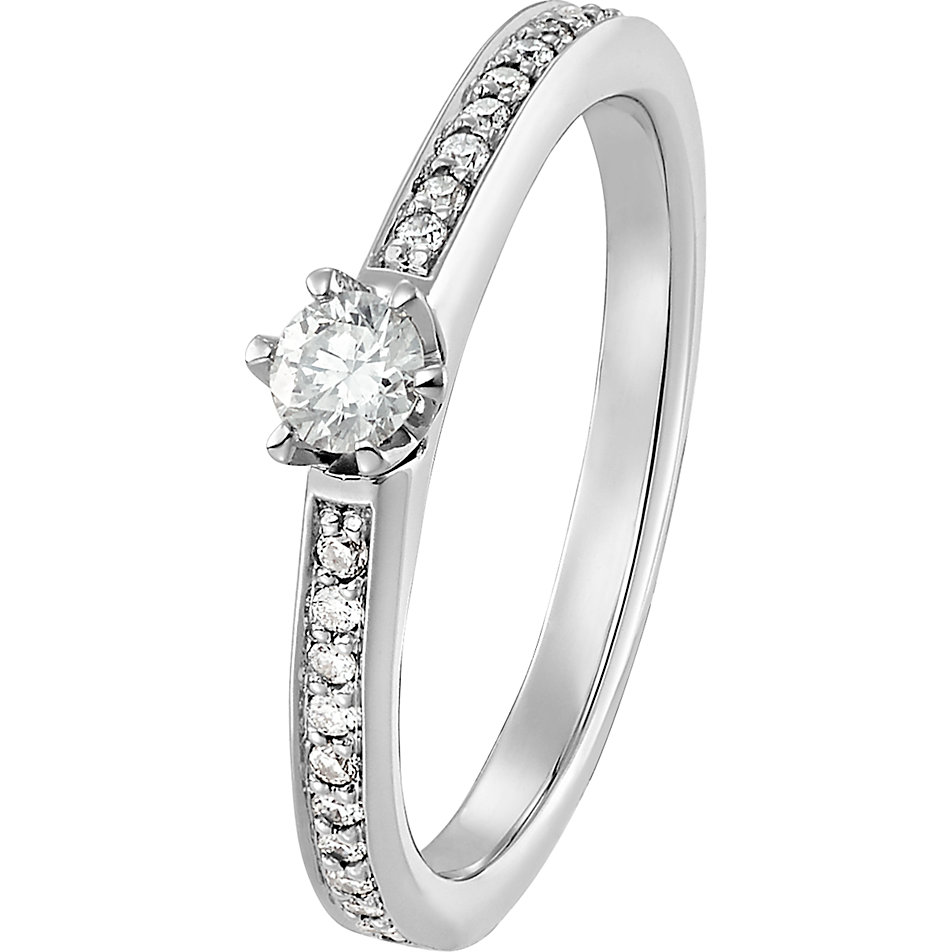 CHRIST Diamonds Damenring 87495604