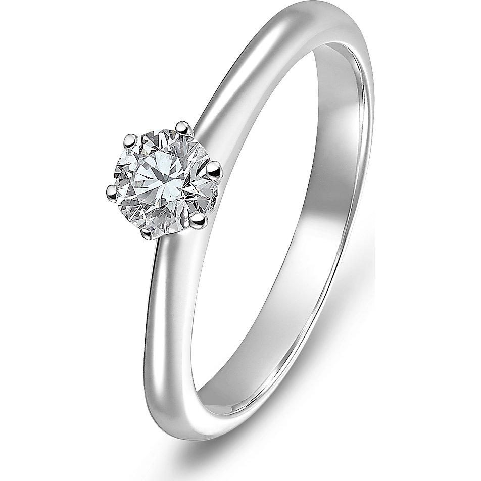 christ-diamonds-damenring-87458628, 1699.00 EUR @ christ-de