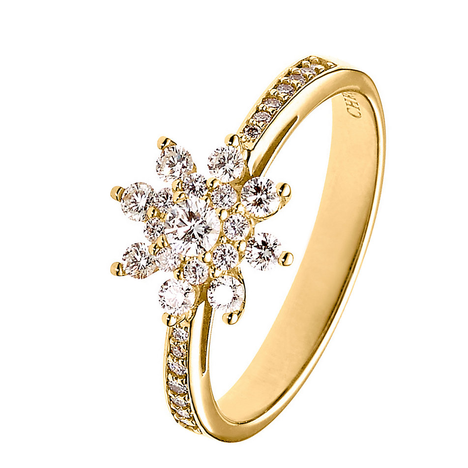 Christ Diamonds Damenring 60074216 Bei Christ De Bestellen