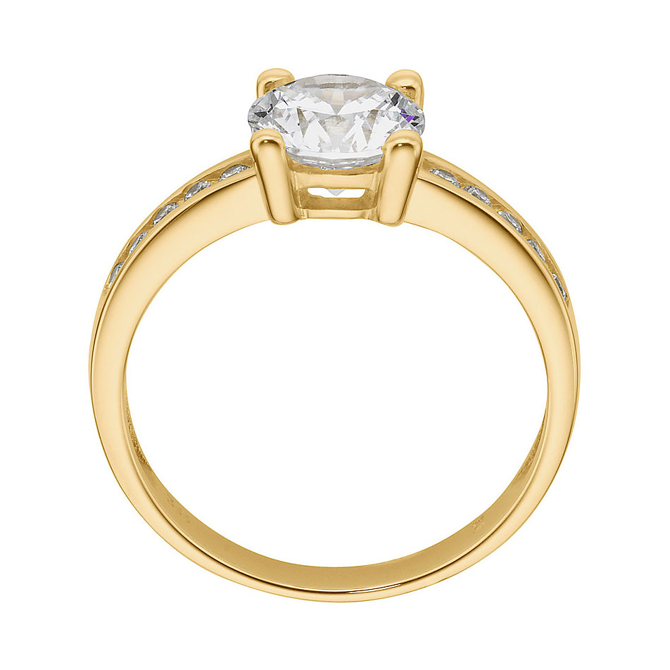 Prächtig CHRIST Goldring 60040389 online kaufen bei CHRIST &XC_63
