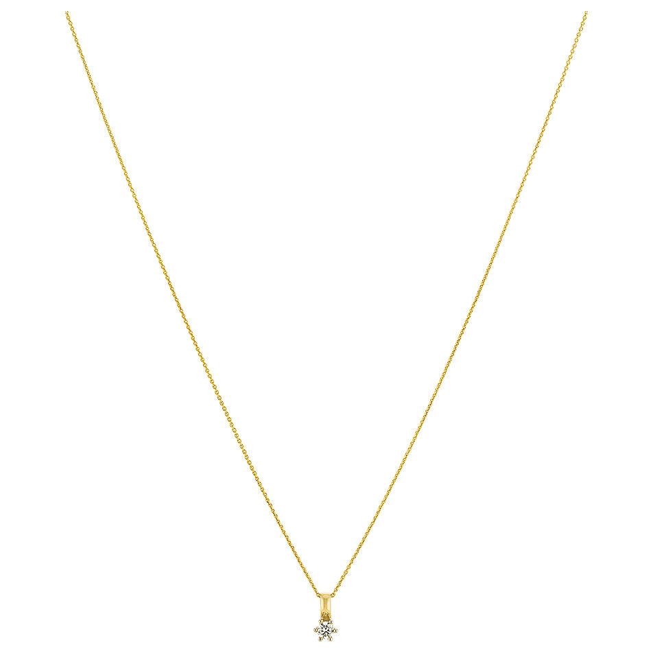 Goldkette damen stern  CHRIST Gold Kette 85765906 bei CHRIST.de bestellen