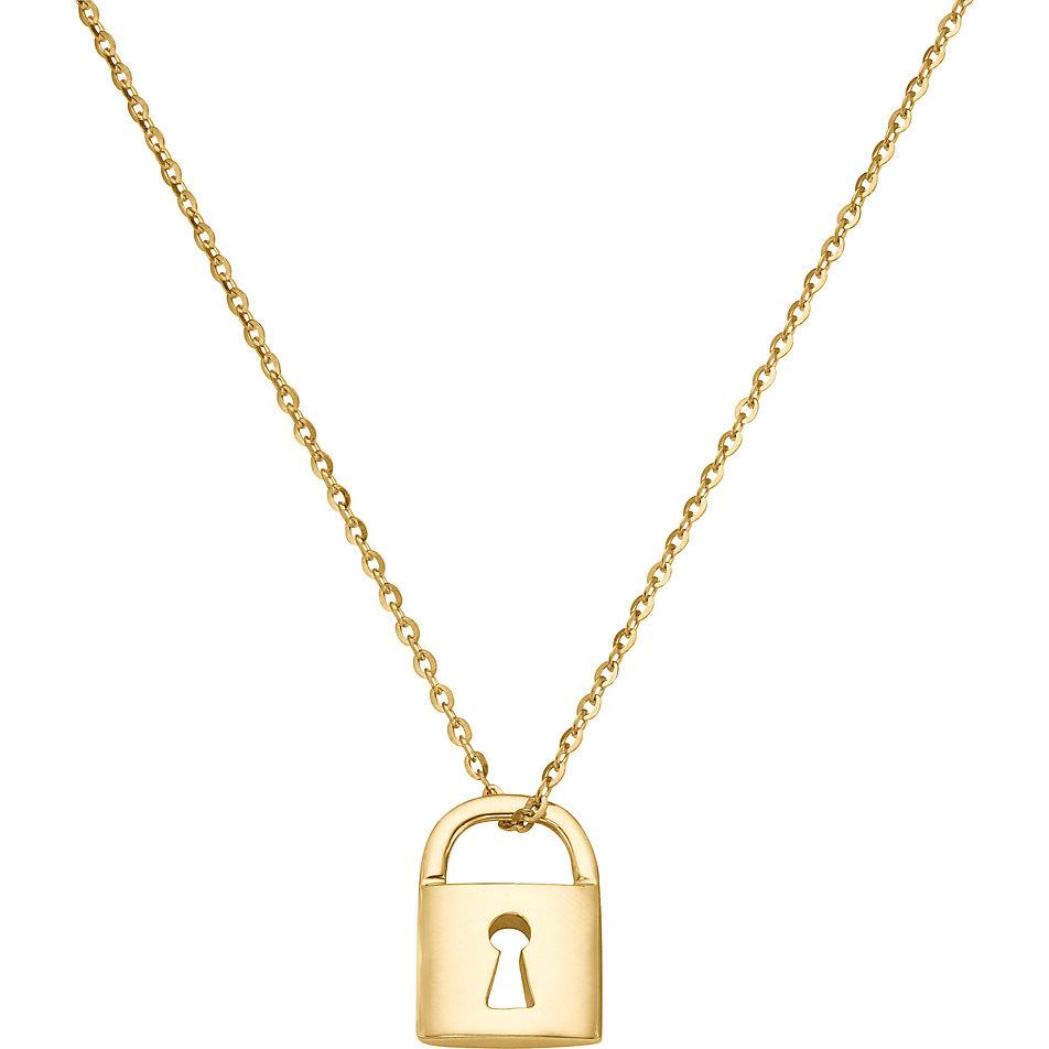 Kette gelbgold  CHRIST Goldkette 86110245 exklusiv bei CHRIST