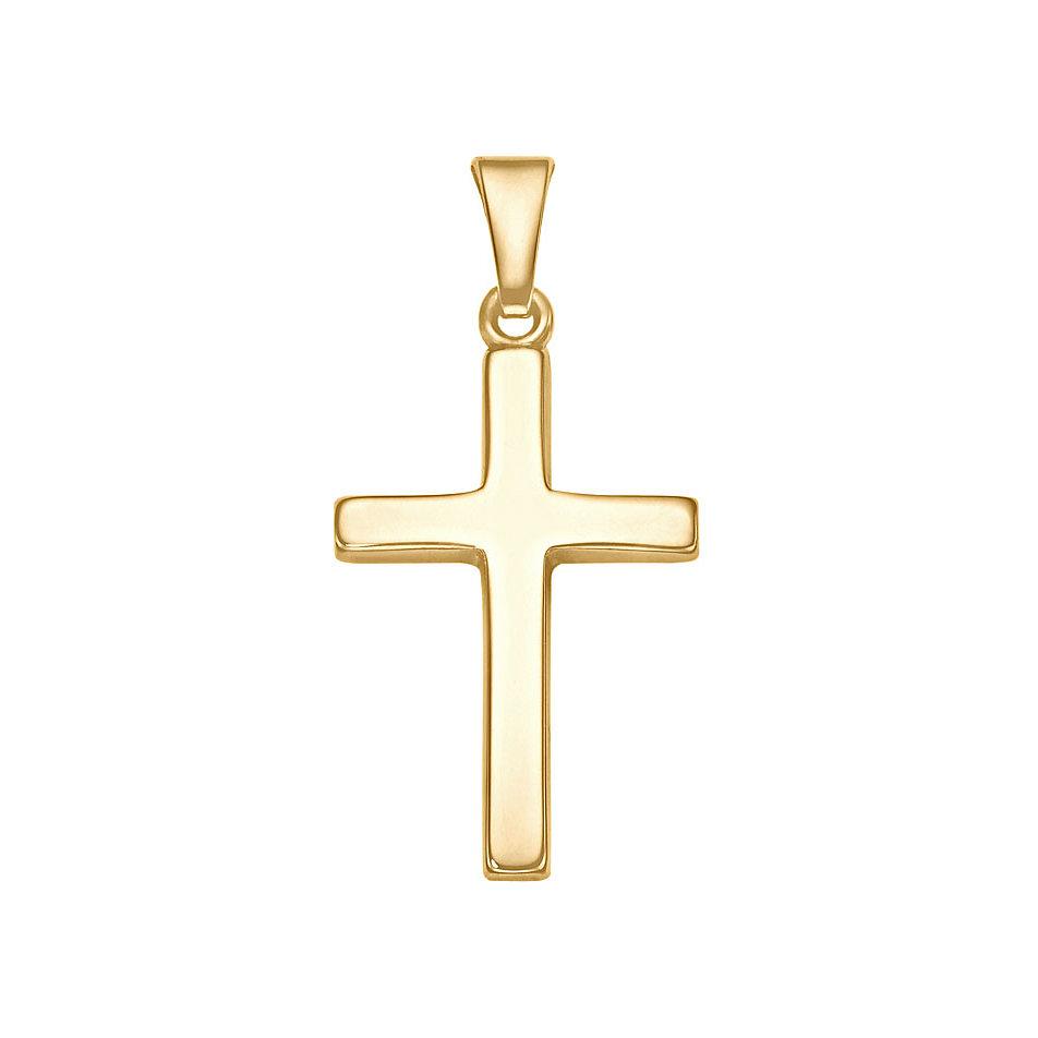 goldkette mit kreuz für kommunion