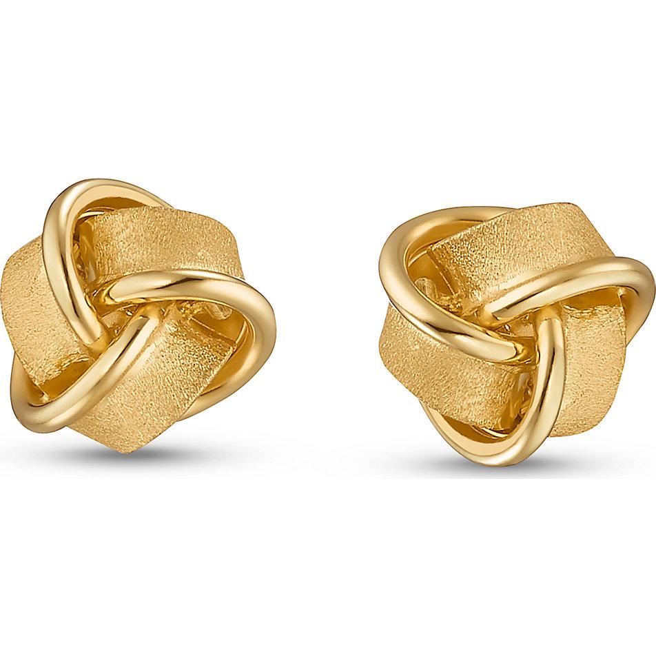 Ohrringe gold  CHRIST Goldohrstecker 81781729 nur bei CHRIST